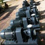 Hợp đồng cung cấp máy bơm cho Ngân hàng TMCP Bắc Á