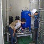 Cung cấp máy bơm Ebara cho hệ thống biến tần tại KCN Bắc Ninh