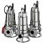 Máy bơm hoá chất Ebara cho nhà máy – DW VOX 100