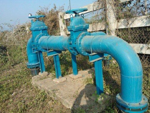 Hệ thống bơm nước thải tuần hoàn cao cấp