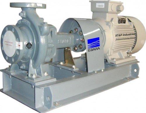 Máy bơm nước trục ngang Ebara chính hãng - FS2 HA 518.5